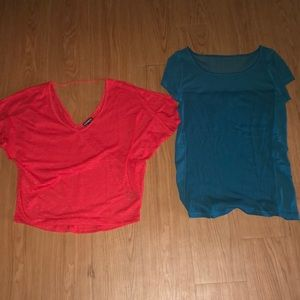 Two express tops